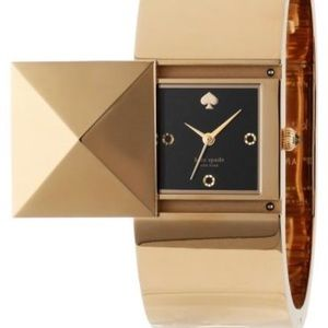 Kate Spade Accessories - Kate Spade Gold Delacorte Watch